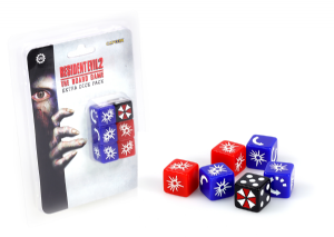 Resident Evil 2: The Board Game - Extra Dice Set